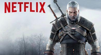 Witcher serial Netflix