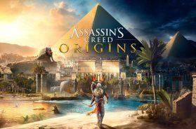 Assassins Creed Origins Xbox One X 4K HDR recenzja