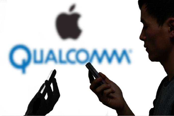 Qualcomm chce zablokować sprzedaż iPhone X w USA