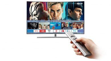 Samsung smart tv 2017