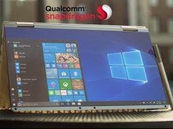 snapdragon windows pc