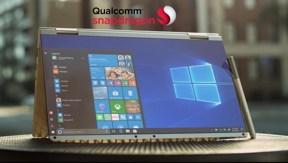 Oto pierwsze komputery Windows 10 z procesorami Snapdragon 835