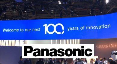 100 lat firmy Panasonic