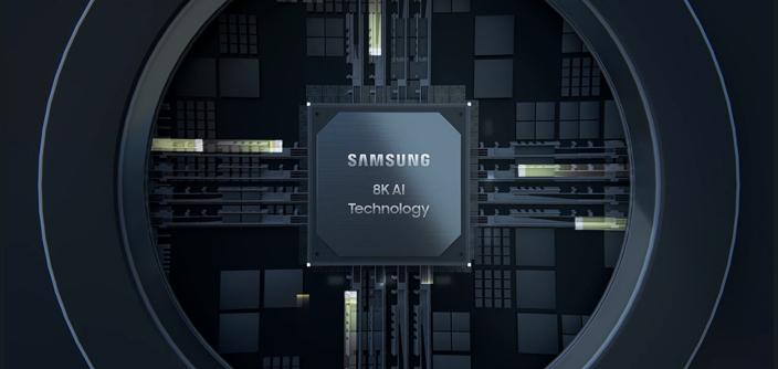 CES 2018: Technologia Samsung AI umożliwia konwersję wszystkich treści wideo do rozdzielczości 8K
