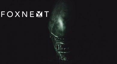 Alien gra FoxNext okładka
