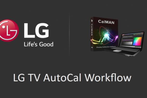 Kalibracja 3D LUT LG OLED 2018