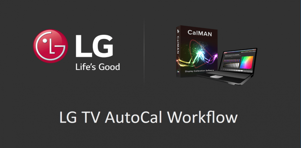 3D LUT na telewizorach OLED LG 2018