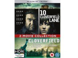 Cloverfield 4K Bluray okładka