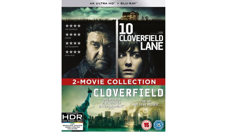 Cloverfield i 10 Cloverfield Lane na Ultra HD Blu-ray 4K tym miesiącu