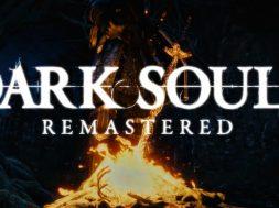 Dark Souls Remastered okładka
