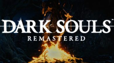 Dark Souls Remastered okładka