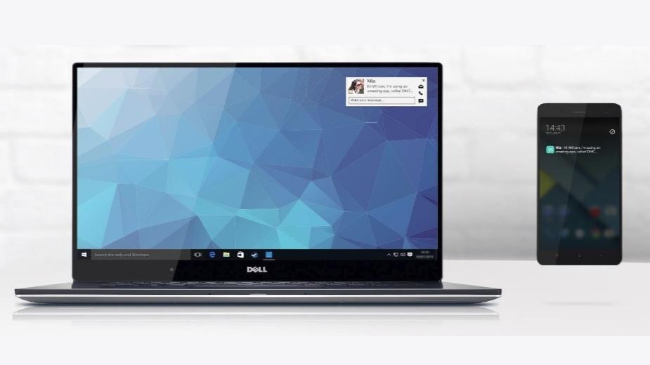 Dell opracował usługę Mobile Connect do używania telefonu z poziomu PC