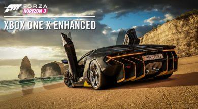 Forza Horizon 3 okładka