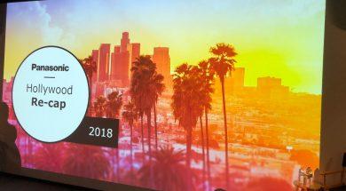 Panasonic 2018 Hollywood