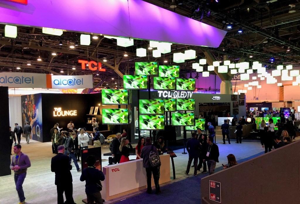 CES 2019: Nowości TCL w tym telewizory 2019!
