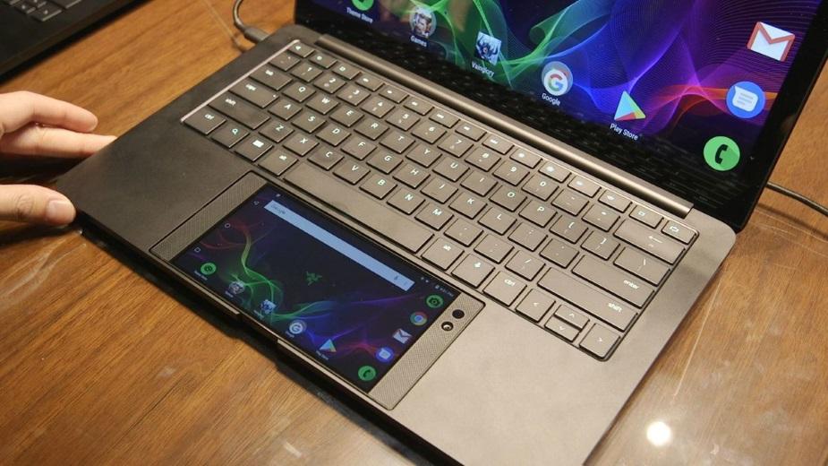 Project Linda: Razer chce przekształcić Twój telefon w laptopa