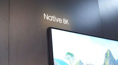 Samsung QLED 8K natywne plansza