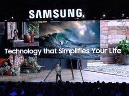 SamsungKonferencjaCES2018