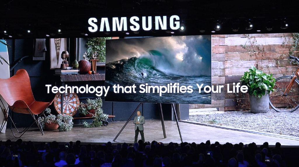 CES 2018: Samsung Smart TV dopasuje się do stylu życia użytkownika