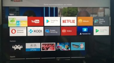 Sony Android TV 7.0