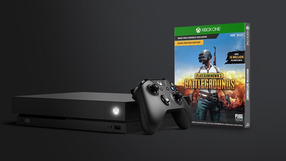 W niecały miesiąc, PUBG sprzedało się w 3 mln sztuk na Xbox One