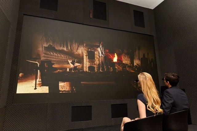 3D Cinema LED gwiazdorska kontynuacja