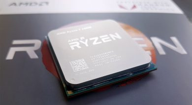 AMD Ryzen 5 2400 G okładka