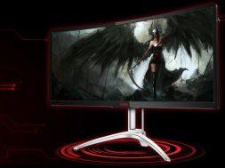AOC monitor 120 Hz GSync