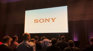 Premiera prasowa Sony Wiedeń 2018