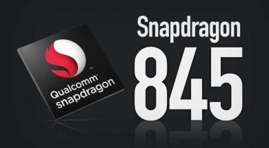 Snapdragon 845 okładka