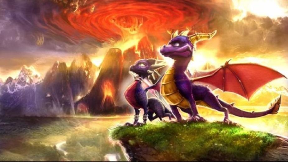 Trylogia Spyro powróci zremasterowana na PS4?