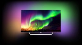 Philips OLED 873 TEST 65″ telewizora Ultra HD 2018 z Ambilight i Android TV