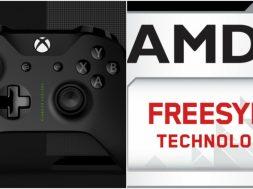 FreeSync Xbox One X