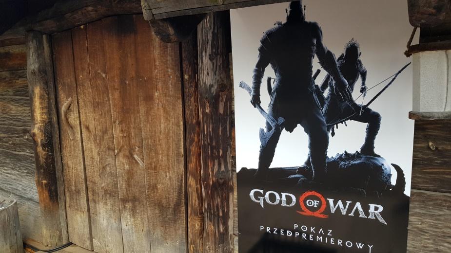 HDTVPolska na przedpremierowym pokazie God of War