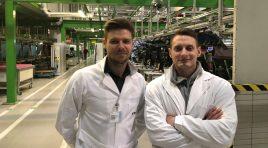 Wizyta w największej polskiej fabryce telewizorów Philips w Gorzowie Wielkopolskim