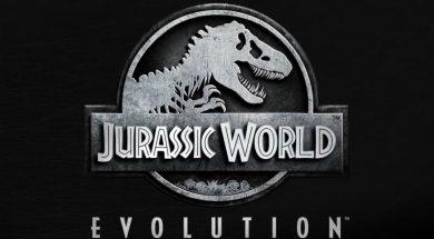 Jurassic World Evolution okładka