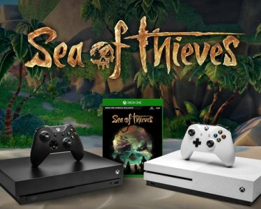 Sea of Thieves okładka recenzja