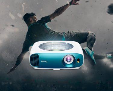 BenQ TK800 projektor 4K HDR