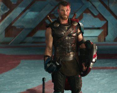 Thor Ragnarok okładka