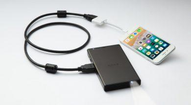 Mobilny projektor MP-CD1