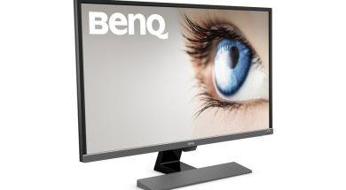 BenQ EW3270U – monitor 4K HDR
