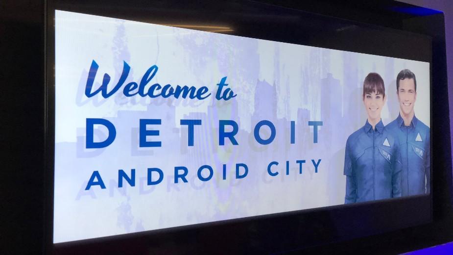 Detroit: Become Human – graliśmy w grę i rozmawialiśmy ze scenarzystą