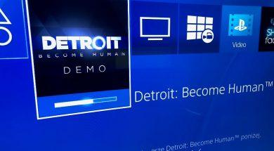 Demo Detroit: Become Human