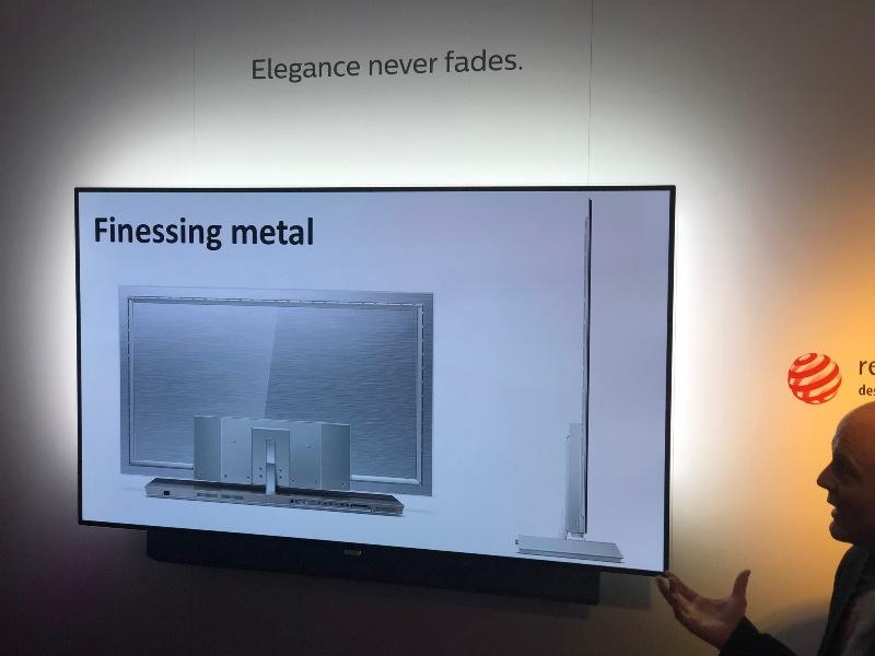 Philips OLED 973 test