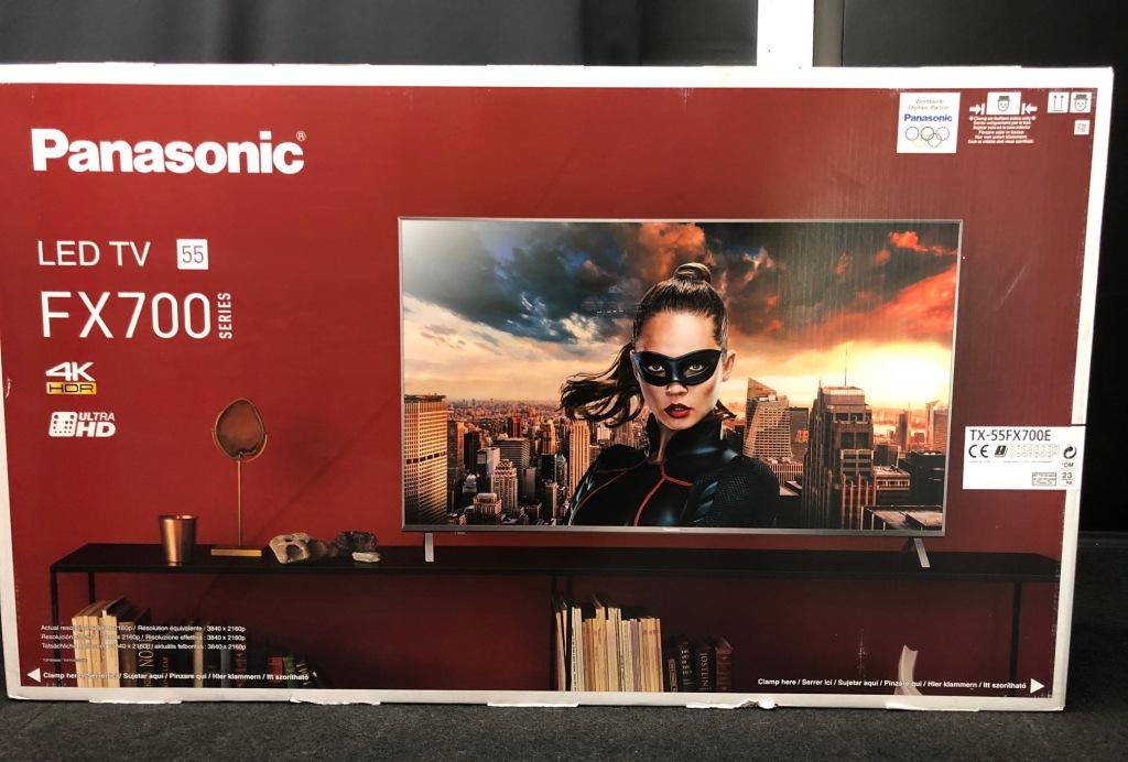 Już dziś polska premiera Panasonic TV a my zabieramy się za model FX700 2018!
