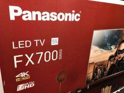 Panasonic FX700 test