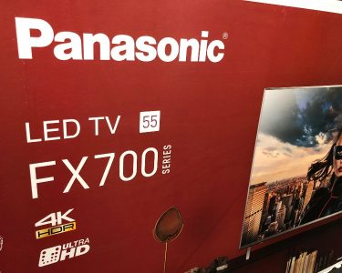 Panasonic FX700 test