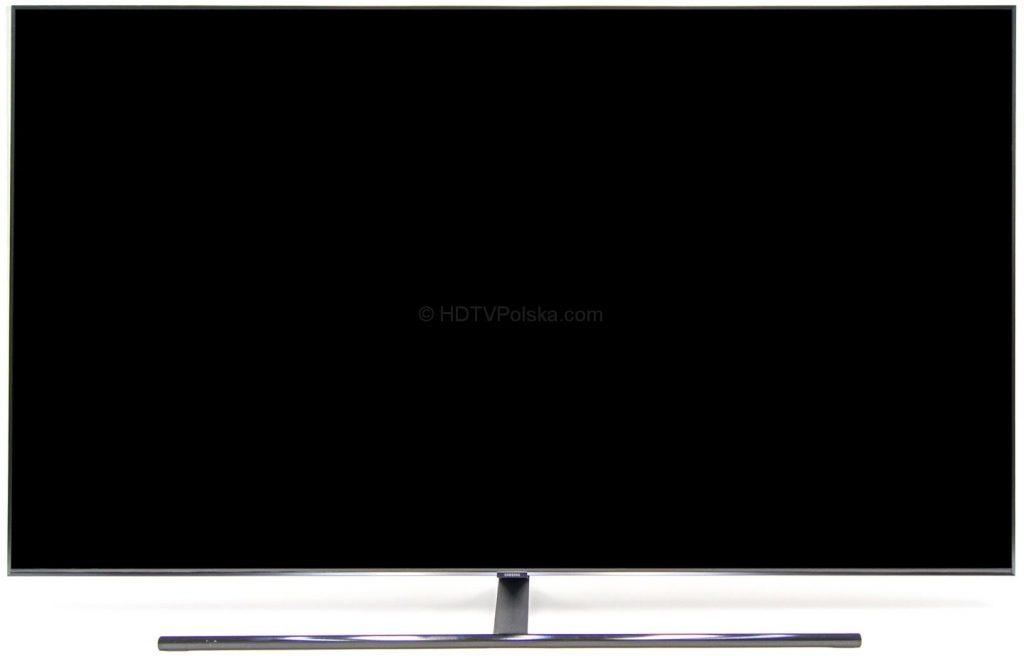 Telewizor Samsung QLED QE75Q9FN - przód