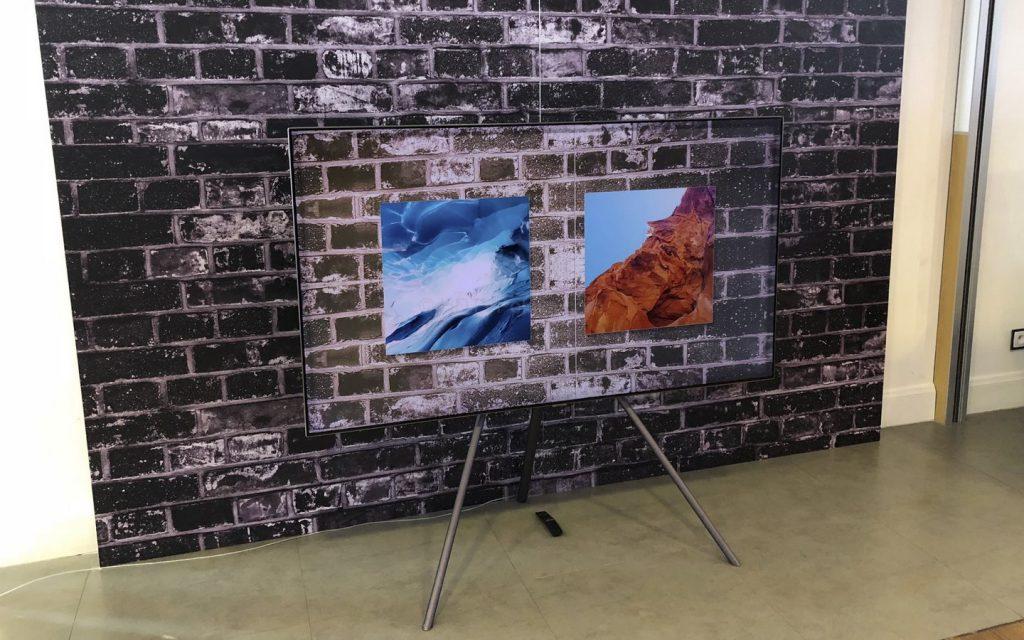 Ambient Mode w telewizorze Samsung Q9 QE65Q9FN