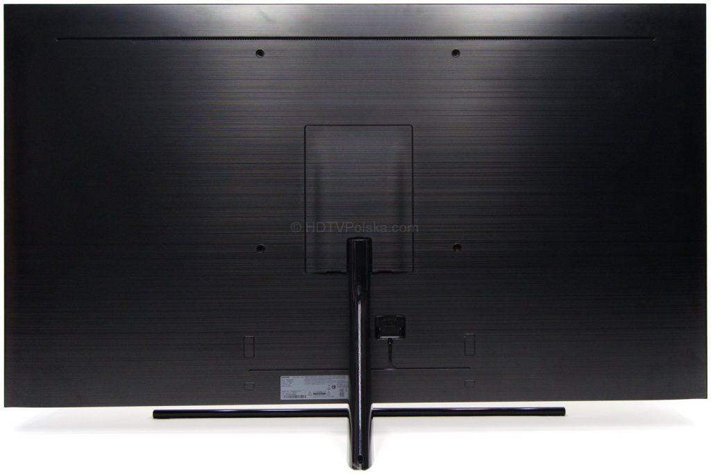Telewizor Samsung QLED QE75Q9FN - tył